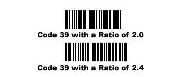 Code 39 Barcodes