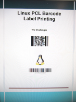 Linux Barcode Labels  resized 158