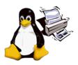 Linux barcode labels