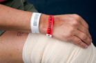 Hospital barcoding